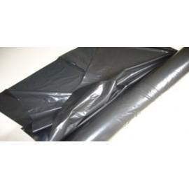 Plastique noir occultant ignifugé