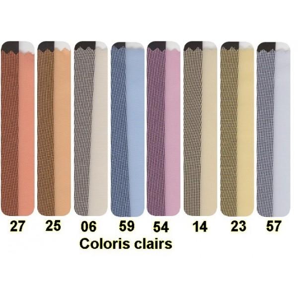 VOILE DECOR M1 coloris clairs - A LA COUPE