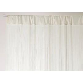 Rideaux à fil M1 -Blanc en 3m de Large
