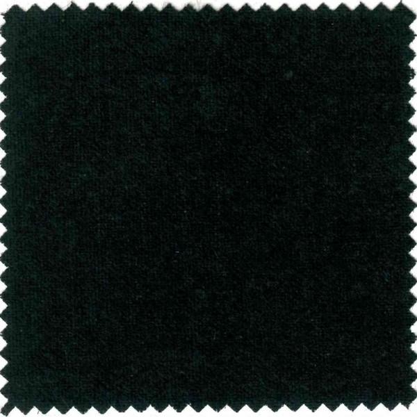 Coton gratté NOIR 140g/m² en 2.60m