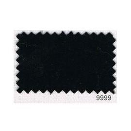 Coton occultant  Noir large -PRIX A LA COUPE