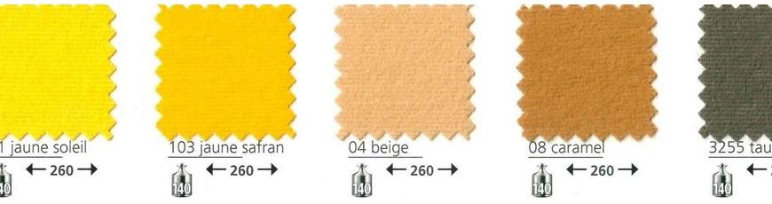 conton gratté 140g/m²  M1
