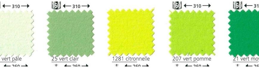 coton gratté 160g/m²  M1
