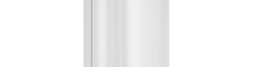 voile decor M1 BLANC