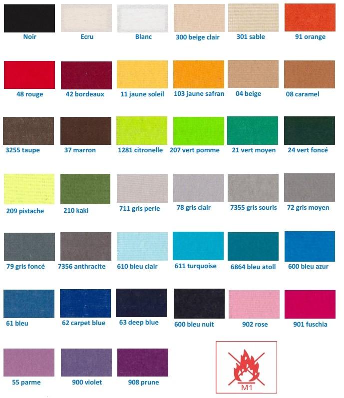 coton gratte couleurs